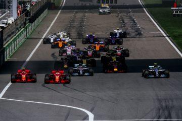 FIA 2019 - F1