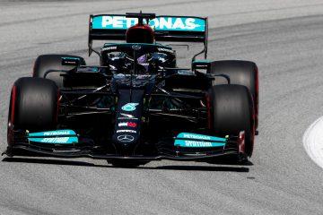 Lewis Hamilton Mercedes F1 Spanish GP 2021