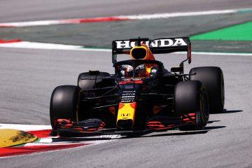 Verstappen FP3 GP Ισπανίας