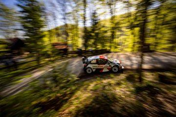 Sebastien Ogier Toyota Yaris WRC Rally Κροατίας 2021