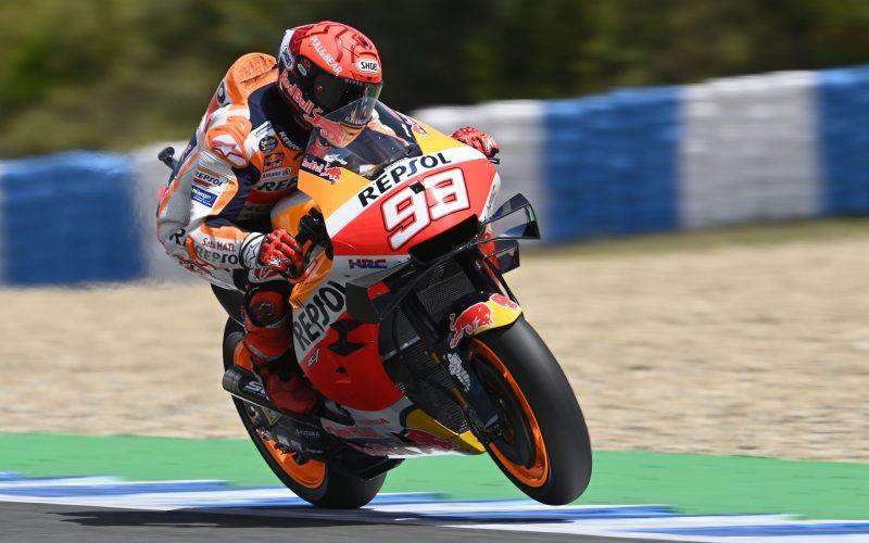 Marquez FP3