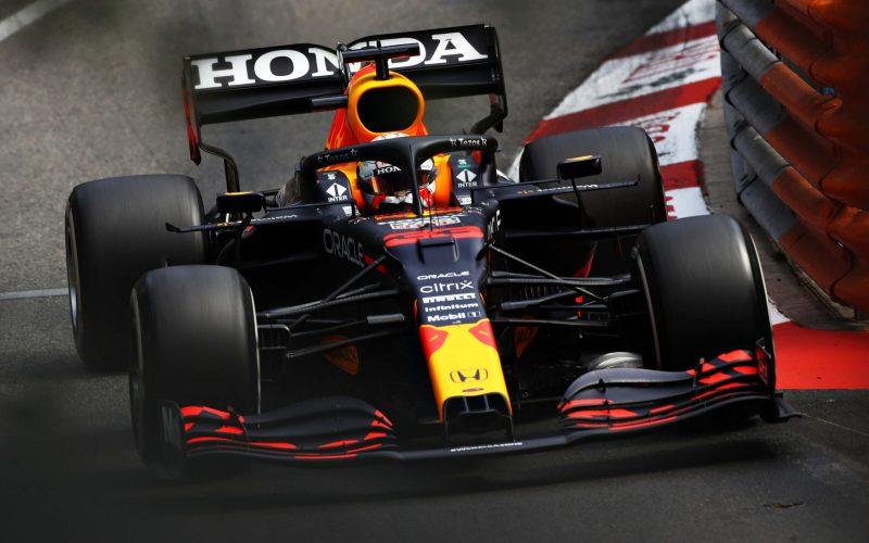 Max Verstappen F1 Red Bull Monaco GP Winner 2021