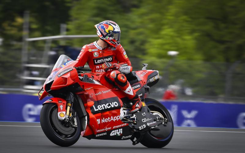 FP1 Miller GP Γαλλίας