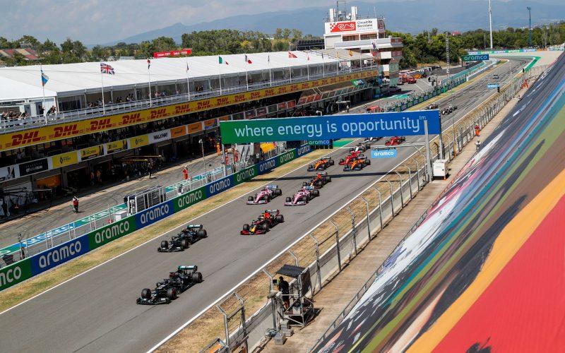 Grand Prix Ισπανίας 2021 Πρόγραμμα