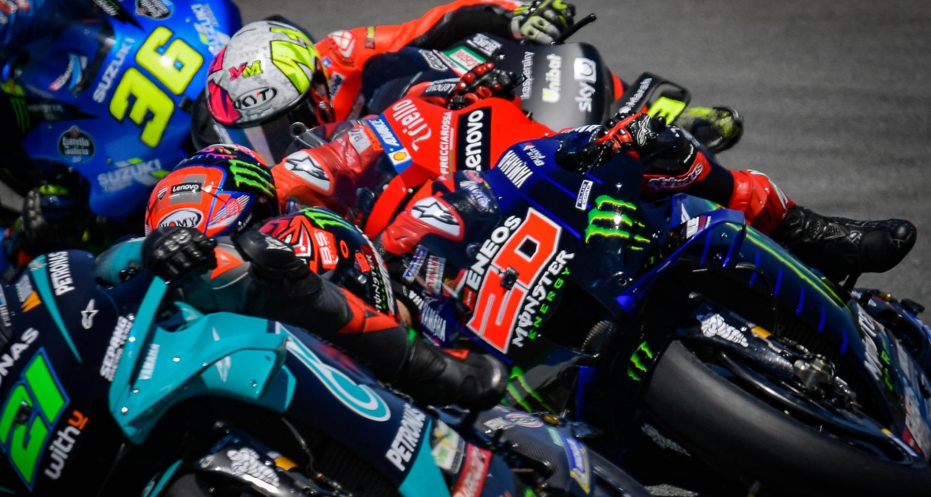 MotoGP 2021 Πρόγραμμα