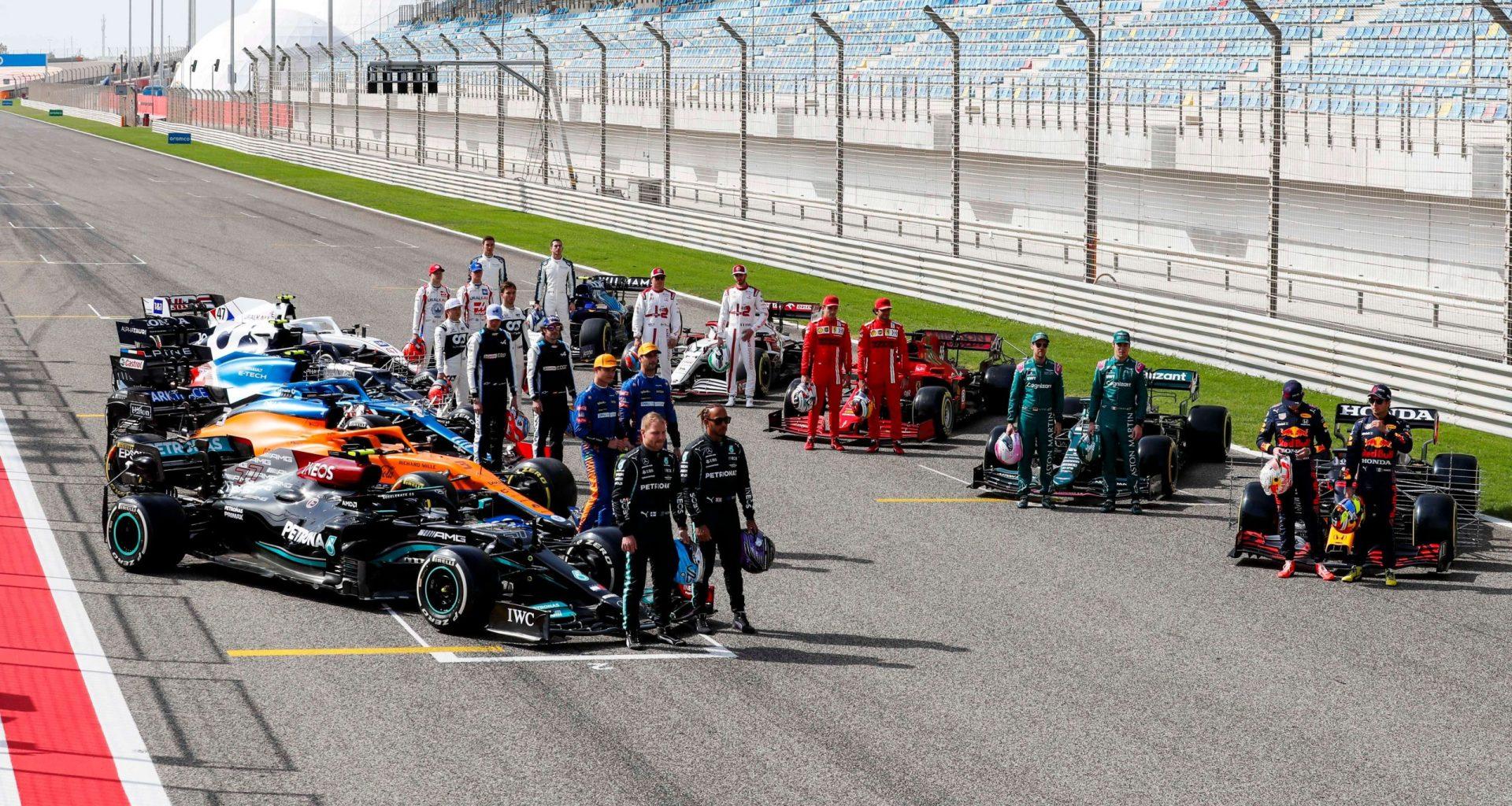 Formula 1 2021 Πρόγραμμα