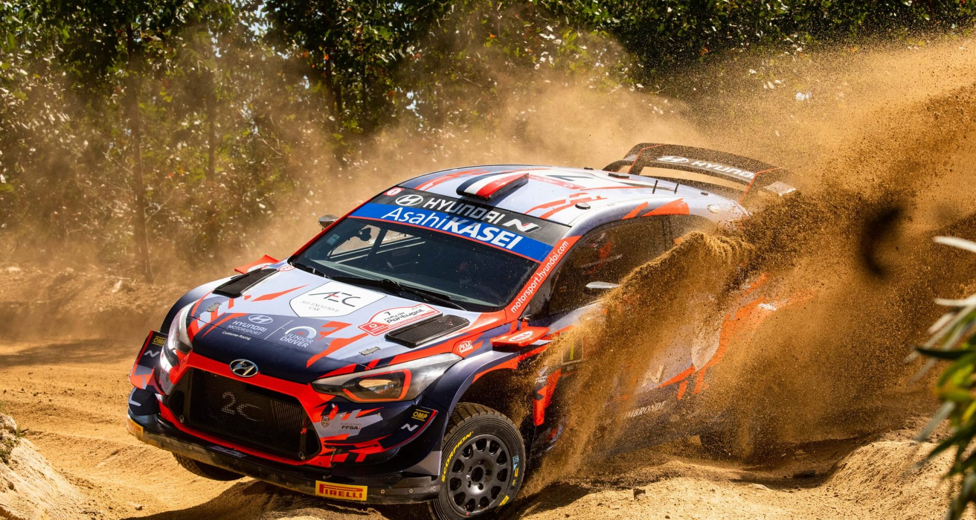 WRC 2021 Πρόγραμμα