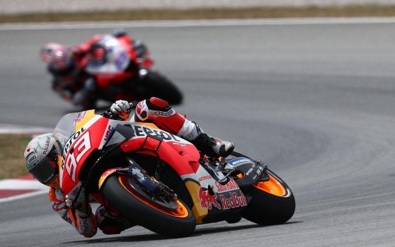 GP Γερμανίας Marquez