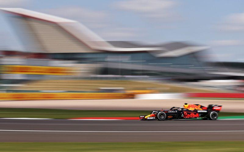 Verstappen GP Βρετανίας