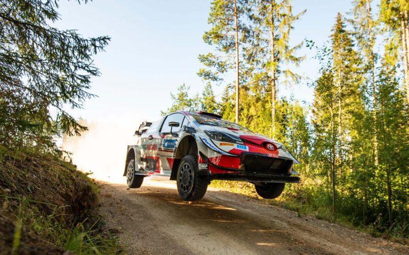 Rally Εσθονίας - 4η Μέρα: Ιστορική νίκη Rovanpera