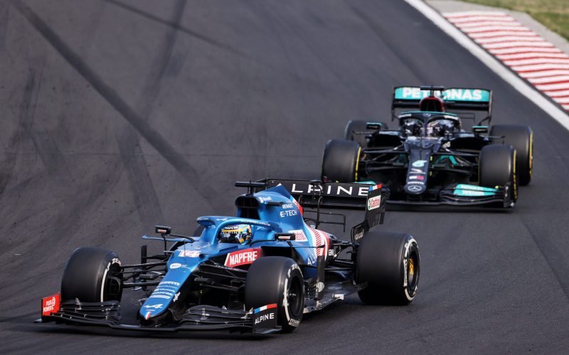 Hamilton Alonso