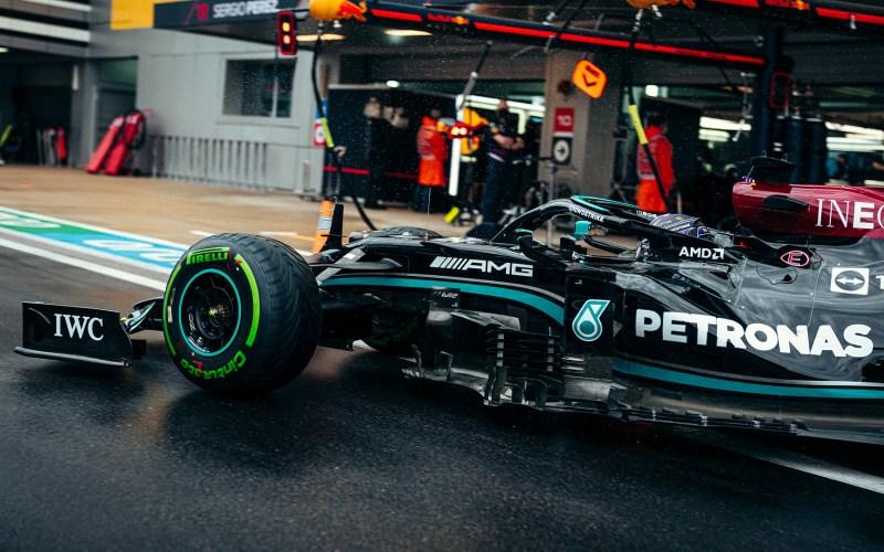 GP Ρωσίας Hamilton