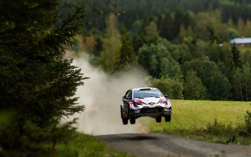 Rally Φινλανδίας: Το πρόγραμμα και η τηλεοπτική κάλυψη