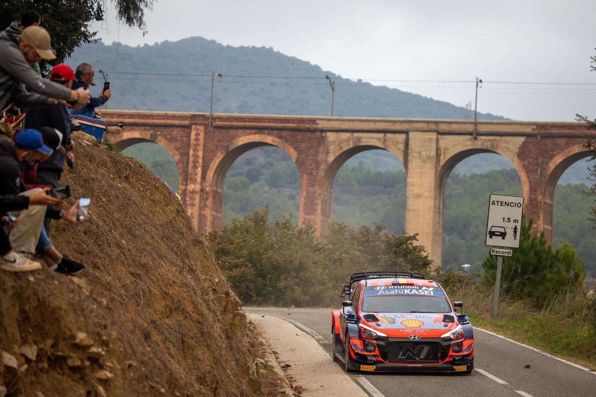 Rally Ισπανίας - 3η Μέρα: Νικητής ο Neuville