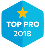 2018 Top Pros on ThumbTack