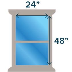 Small window 24