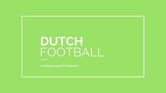 Dutch Football poster