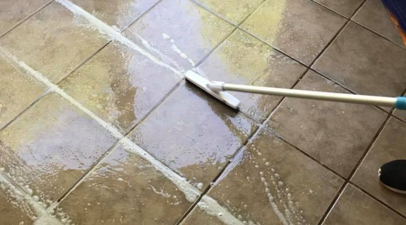 total solution cleaning