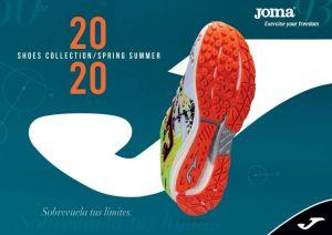 Catálogo Joma - SHOES COLLECTION 2020