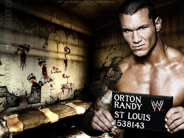 WWE Superstar Randy Orton