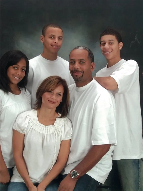 Curry Family