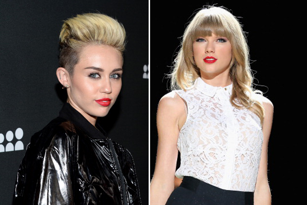 Miley Cyrus Vs Taylor Swift My Pick May Surprise You Total Sports Blog