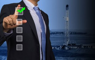 Selecting oil and gas software