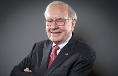 Image result for warren buffett headshot