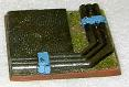 R00FB520 - 50mm square base (metal floor / cnr pipe)