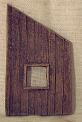 R28BC504 - Wooden Lean-to - end D (window)