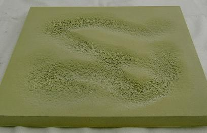 TSS203 - Broken areas of sand