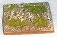 R00FB504 - 50mm square base (stoney)