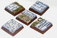 R00FB103 - 20mm square (cobblestones)