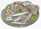 R00FB660 - 60mm flying base (bones)