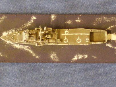 RON08  HMS Fearless LPD