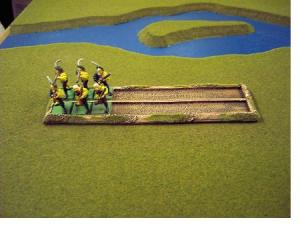 R00MT015 - 20mm Movement Tray (10 x 2) (Archer)