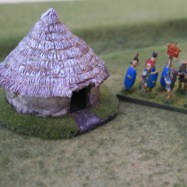 R15BH301 Iron Age Hut (Medium)