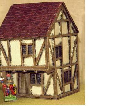 R15BH104 - Town House (Short)