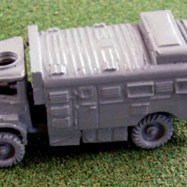 BSV10 Bedford QLR Radio vehicle