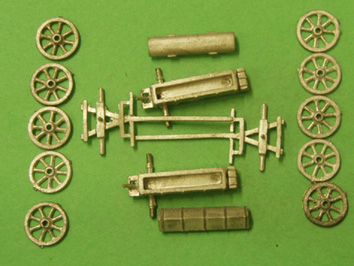 CM18 French Caissons