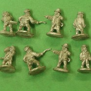 EW12 English/Irish Gun Crews