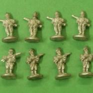 EW09 English Calivermen, Advancing