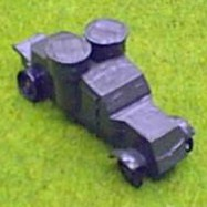 IWV01 Peerless Armoured Car