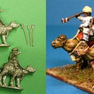 HI12 Camel Mounted Rocket Men