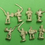 HI09 Afghan Foot Spearmen