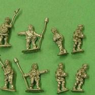 JR08 Jacobite Artillery Crew