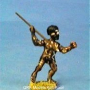KOR01 Koori Aborigine Warriors