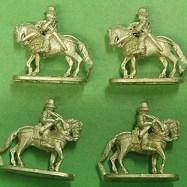 LAN19 Burgundian / Swiss Mounted Crossbowmen