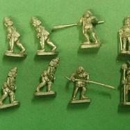 LAN23 Swiss/Burgundian Gun Crew