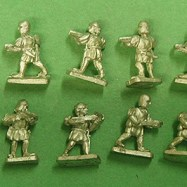 LAN32 Italian/French Mercenary Crossbowmen